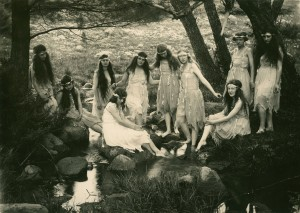 May Day June 12 1922 Forest spirits (full res)